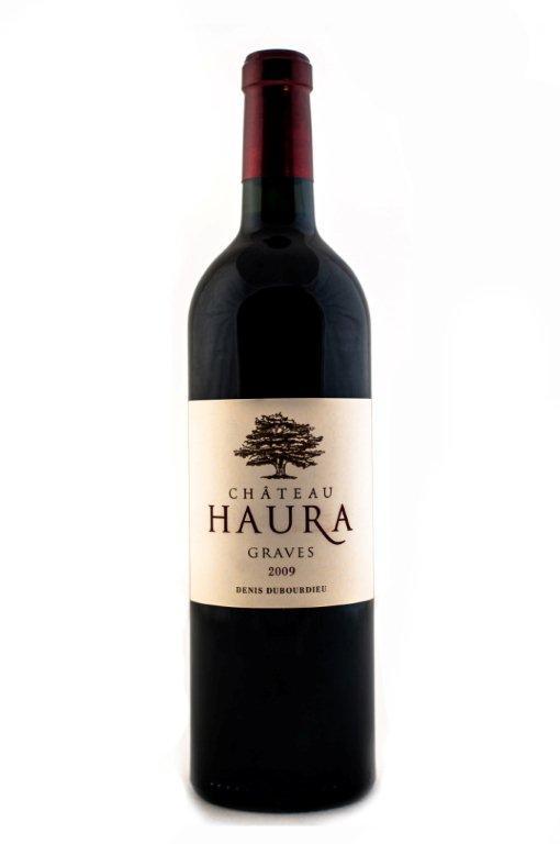 Château Haura Rouge Vintage – Graves Rouge 2009 -0