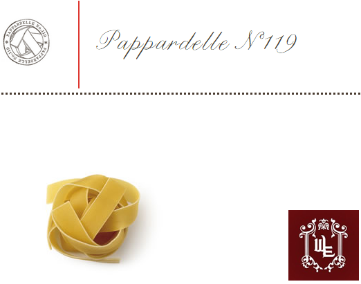 PAPPARDELLE RUMMO  – 500 gr-0