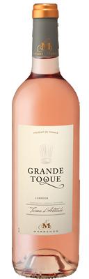 GRANDE TOQUE LUBERON ROSE 2017-0