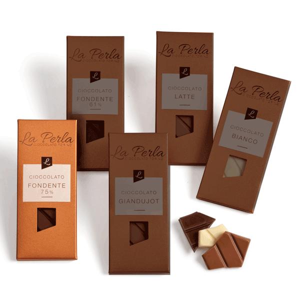 La Perla 75% cacao – 60 G -0