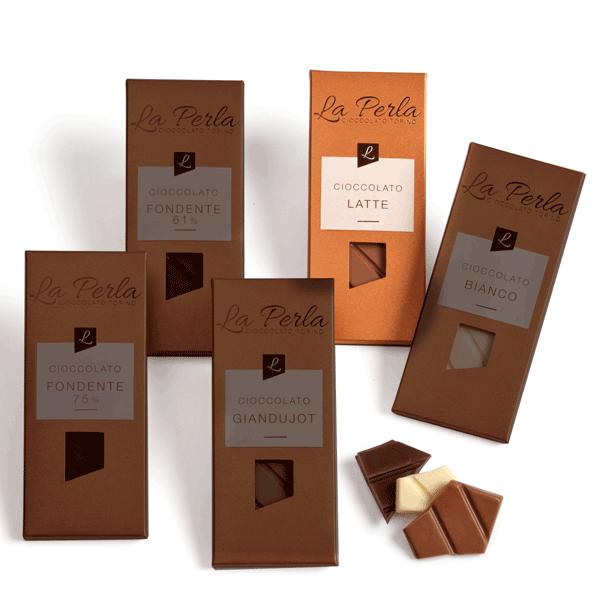 La Perla – milk chocolate -0