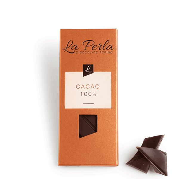 La Perla 100% cacao – 50  -0