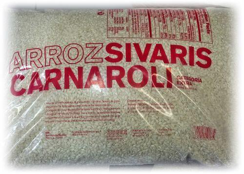 Orez CARNAROLI la sac de 5 kg – format pentru HoReCa, range de calitate: Super Premium-0