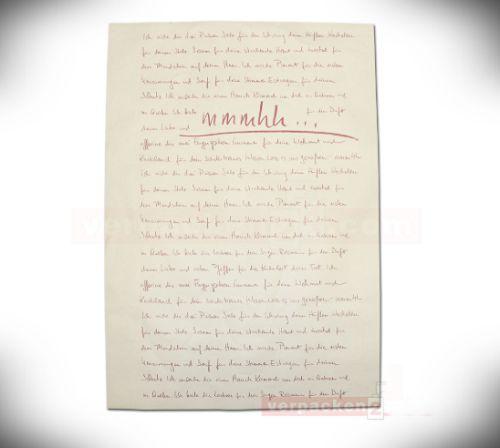 "Hârtie de ambalat rezistenta la grasimi – seria ""mmmhh"" 25 x 37 cm – 12,5 kg-0"