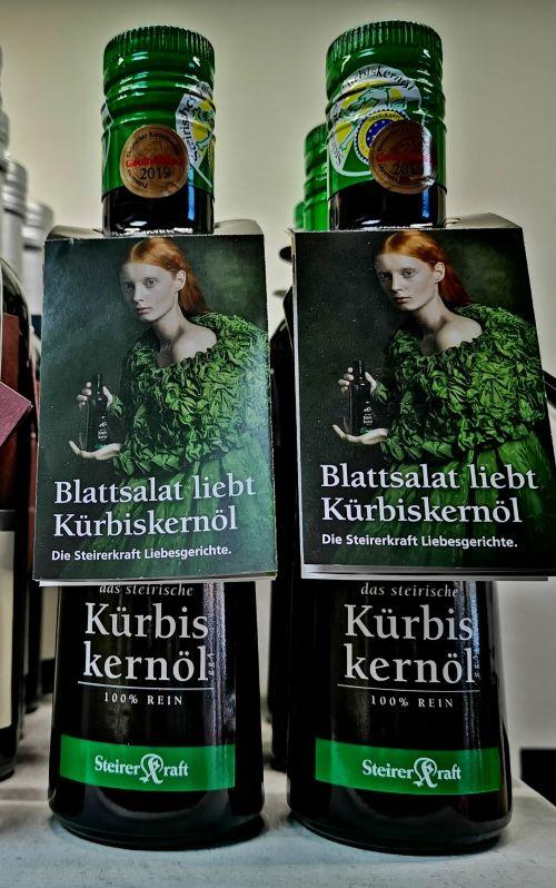 Ulei din seminte de dovleac, Stiria – Austria, 250 ml-0