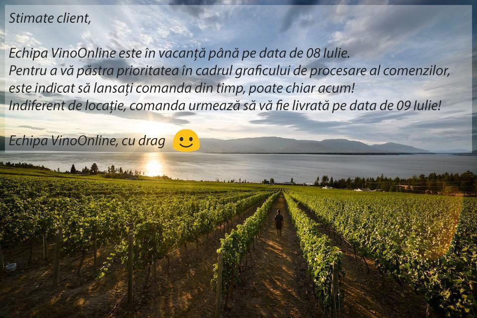 Vacanta VinoOnline